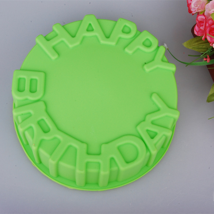 Happy Birthday Cake Mould For Your Perfect Birthday Party