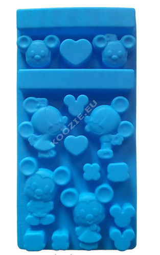 Mickey Minnie Mouse mold