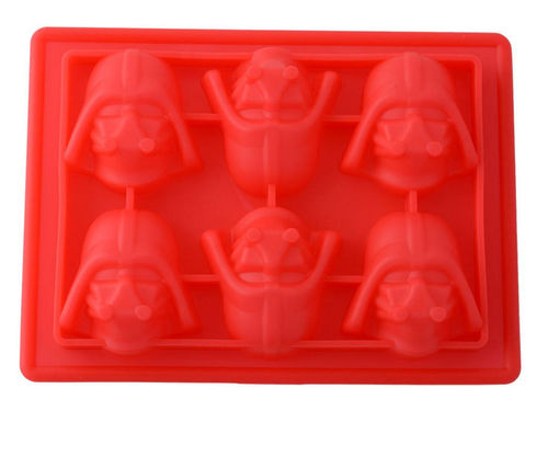 Silicone mold Star © Wars Darth Vader