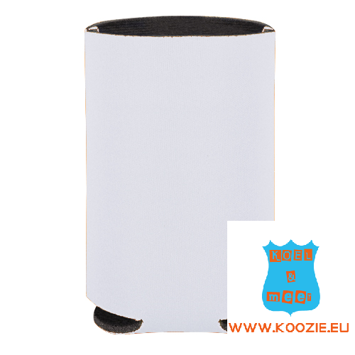 Exclusive White Collapsible beer soda can cooler.
