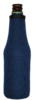 Beer Bottle cooler navy