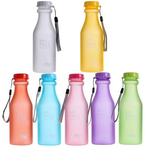 BPA free bottle printed