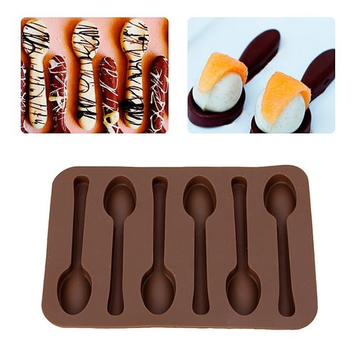 Silicone Design Spoon Mold