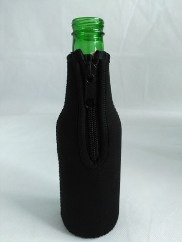 Export beer bottle cooler holder printed