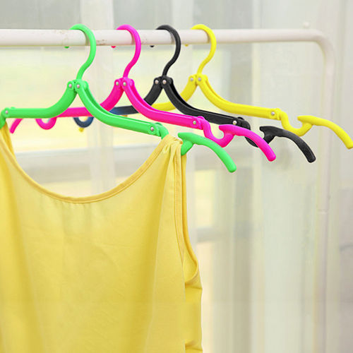 Foldable Clothing hanger
