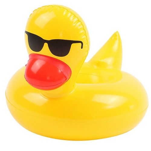 2 Mr Duck cup can holder