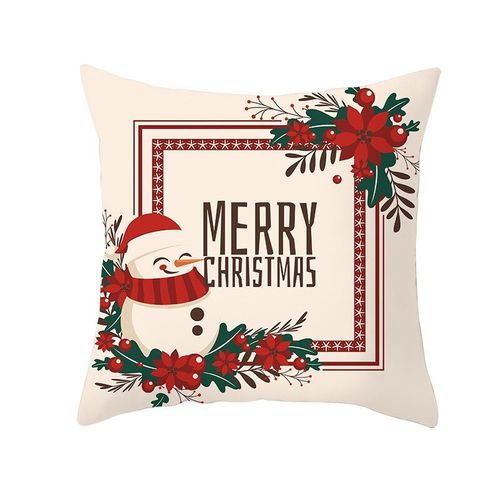 Pillow covers Christmas Theme