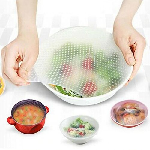 silicone food cover 30*30 cm