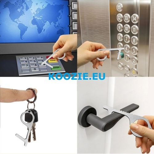 NO TOUCH Hygienic Door Window opener