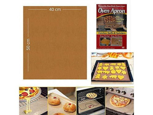 Reusable baking mat - 40x50